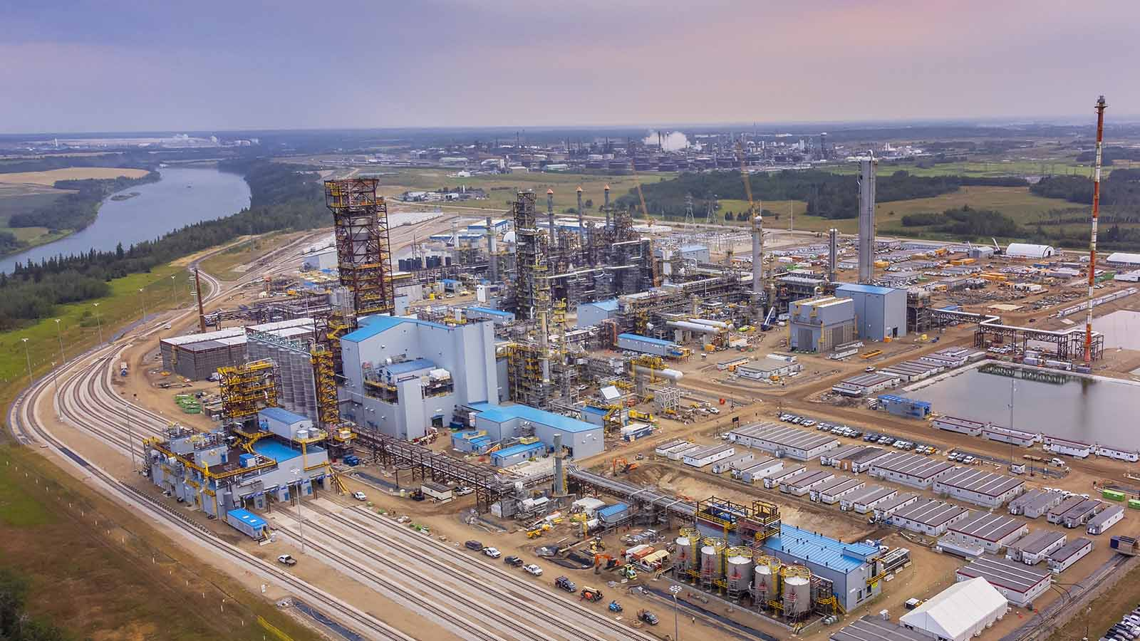 Heartland Petrochemical Complex July 2021